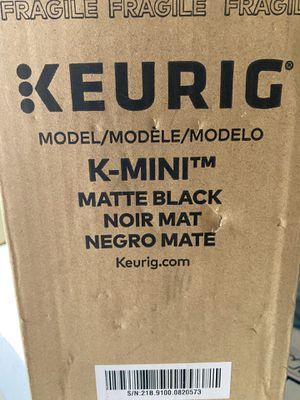 Keurig K-Mini for Sale in Cudahy, CA
