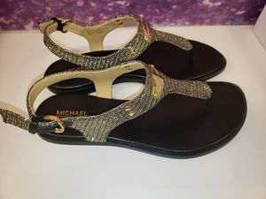 Michael Kors sandals for Sale in Hollywood, FL