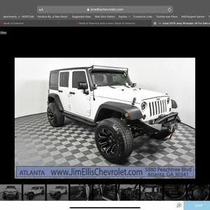 Jeep Wheels for Sale in Atlanta, GA