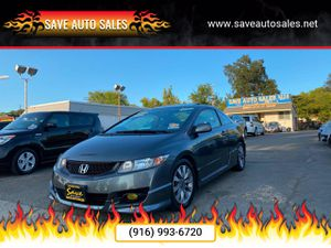 2009 Honda Civic Cpe for Sale in Sacramento, CA