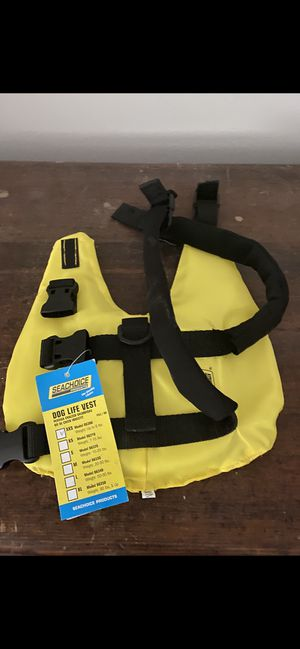 XS Dog life jacket for Sale in Las Vegas, NV