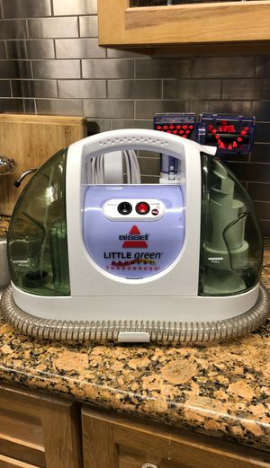 Bissell Little green turbo wash heated vacuum for Sale in LAUD LAKES, FL