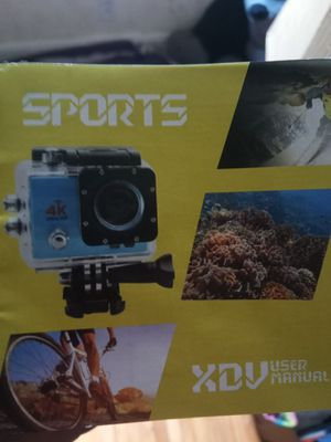 I have a 4k sports GoPro for Sale in Prior Lake, MN