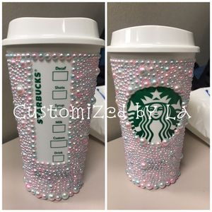 Customized Starbucks cup for Sale in Monterey Park, CA