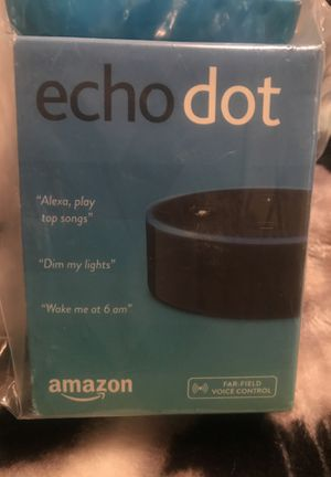 2nd Generation Echo Dot for Sale in Bedford, VA