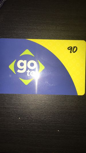 31 day goto card for Sale in Richfield, MN