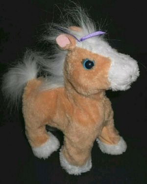 FurReal Friends Butterscotch My Walkin' Pony Interactive Pet for Sale in Palatine, IL