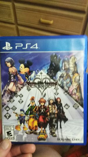 Kingdom Hearts HD 2.8-PS4 for Sale in Spring Hill, FL
