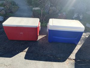 2 coolers for Sale in Walnut Creek, CA