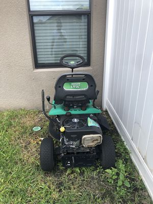 Lawn mower and blower for Sale in Saint Petersburg, FL