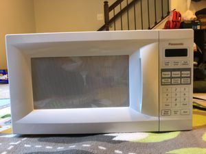 Panasonic microwave- new condition for Sale in NO POTOMAC, MD