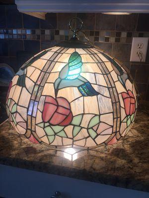 Stained Glass Chandelier for Sale in Marietta, GA