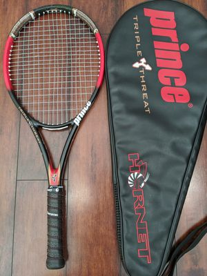 Prince Triple Threat Hornet 110 4 3/8 Tennis Racket for Sale in Bothell, WA