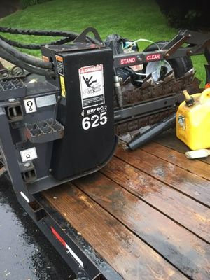 Bobcat trencher for Sale in Fairfax, VA