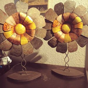 Decorative Metal Flower for Sale in Bartow, FL