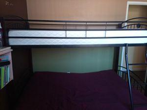 Futon bunk bed for Sale in Hemet, CA