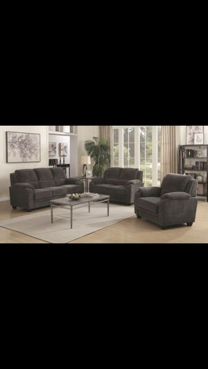 Beautiful new 2 piece sofa set (1sofa & 1loveseat) only 799$!!! for Sale in Oakland, CA