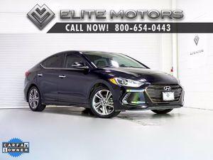 2017 Hyundai Elantra for Sale in Waukegan, IL