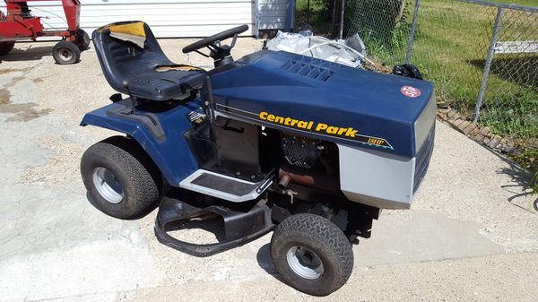 Central Park Riding Mower 42 Quot 18 Hp For Sale In