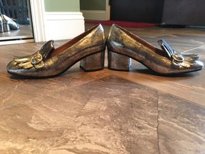 A New Day for Target Silver Metallic Heel for Sale in Troy, MI