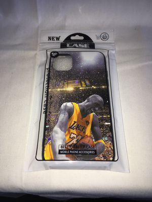 Kobe Bryant iphone 11 case for Sale in Plymouth, CT