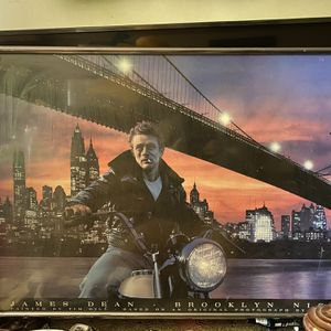 "James Dean Frame 3""x 2"" for Sale in Modesto, CA"