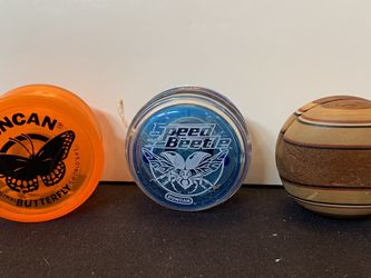 Duncan, Speed Beetle And A Wood Yo-yo for Sale in Eagle,  ID