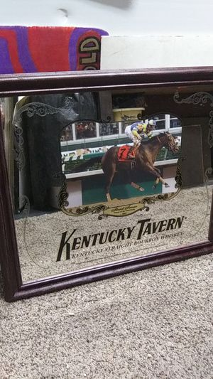 Kentucky Tavern Mirror with **STREET SENSE**2007 Kentucky Derby Winner for Sale in Phoenix, AZ