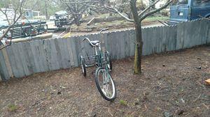 60's classic schwin3wheel bike for Sale in Bend, OR