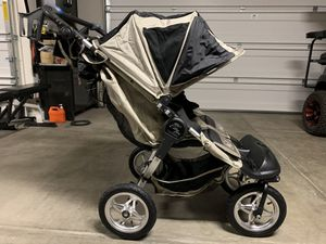 Baby Jogger City Elite Double Stroller with dual reclining seats for Sale in Las Vegas, NV