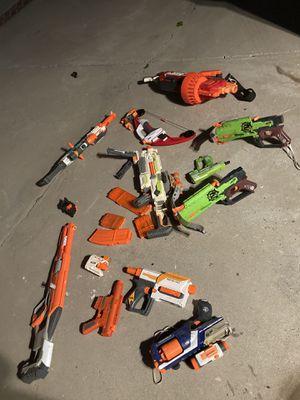 NERF GUNS for Sale in Alhambra, CA
