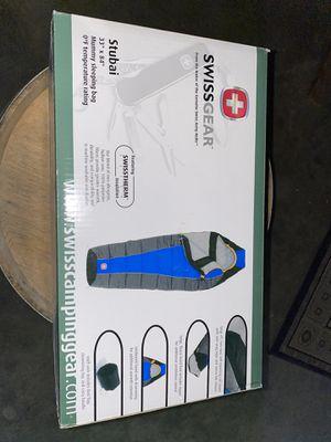 Swissgear 0° sleeping bag for Sale in Stanwood, WA