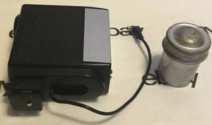 Vivitar Flash Auto 252 Vintage & 35mm Metal Film Case for Sale in Albuquerque, NM