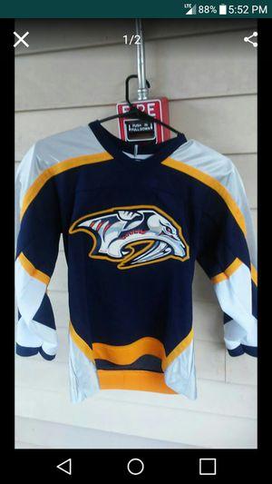 CCM Nashville Predators Youth NHL Jersey for Sale in Nashville, TN