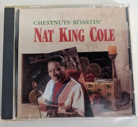 """""""Chestnuts Roastin""""- Nat King Cole, Christmas music CD for Sale in Berlin,  CT"""