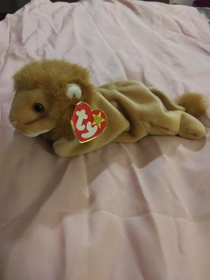 Roary Original Beanie Baby for Sale in Columbia, SC