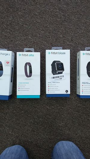 Various fitbit watches for Sale in Fort Lauderdale, FL