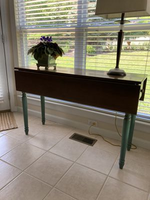 Solid cherry Console/dining table for Sale in Wildwood, MO
