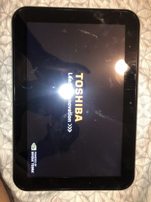 TOSHIBA TABLET for Sale in Los Angeles, CA