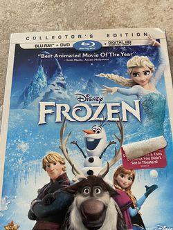 Frozen DVD & Blu Ray for Sale in Phoenix,  AZ