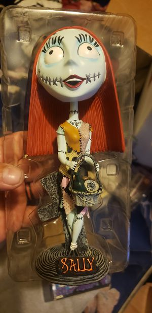 Sally Bobble Head - Nightmare Before Christmas for Sale in Temple City, CA