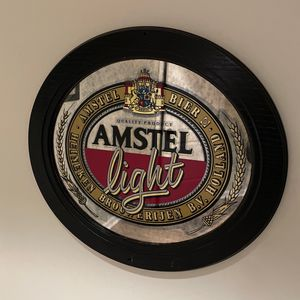 Amstel Light Picture Frame for Sale in East Haven, CT