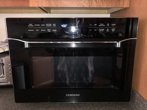 Samsung dual Convection/Microwaves. Excellent condition. for Sale in Gainesville, VA