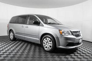 2015 Dodge Grand Caravan for Sale in Puyallup, WA