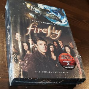 Firefly the Complete Series on DVD for Sale in New Port Richey, FL
