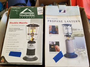 Propane lanterns for Sale in La Puente, CA