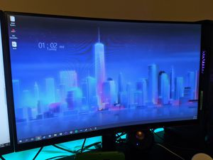 AOC 1080p Gaming Monitor (C27G1) for Sale in Canton, MA