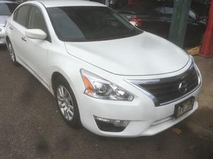 2015 Nissan Altima 2.5 S for Sale in Honolulu, HI