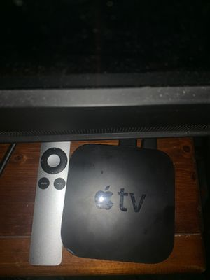 Apple TV 3rd generation for Sale in Lincoln, NE
