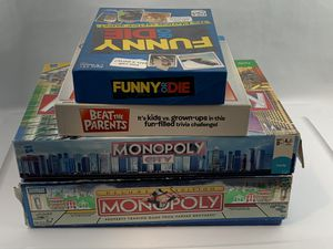 Lot of 4 games for Sale in Saugus, MA